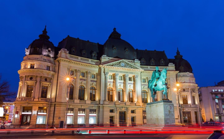Rumænien, Bukarest